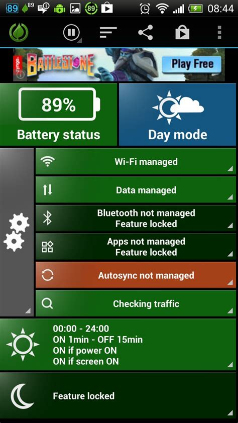 best power saving app best android power saving app
