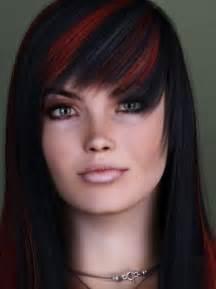 Highlights ideas for black hair latest hairstyles 2016 hair color