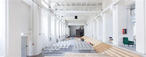 Base Milan Onsitestudio Converts Factory Into Culture Center Architectural Design Studio Culture