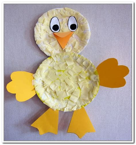 Arts And Crafts Ideas With Paper - paper plates animal craft ideas easy arts and crafts ideas
