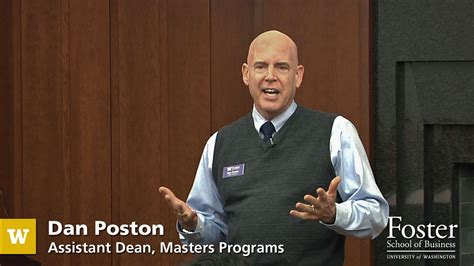 Foster Seattle Mba by Is An Mba Worth It Foster