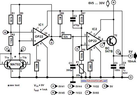 5v Regulator Circuit Diagram