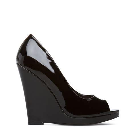 Terbaru Sandal Wedges Lovera Black sepatupria terbaru all black wedges heels images