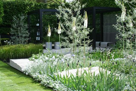 contemporary cottage garden the daily telegraph by ulf nordfjell sle planting plan