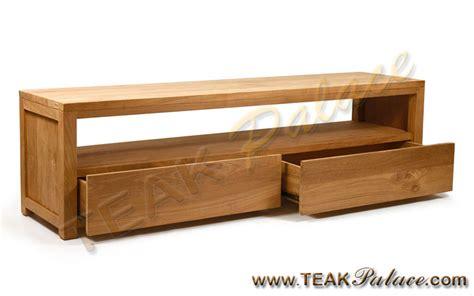 Jual Rak Tv Kayu Jati meja tv kayu jati modern minimalis murah 2 laci murah