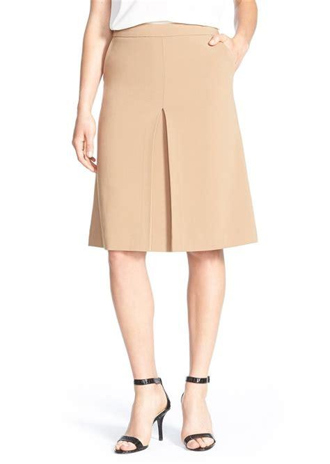 pleat front skirt asian hd