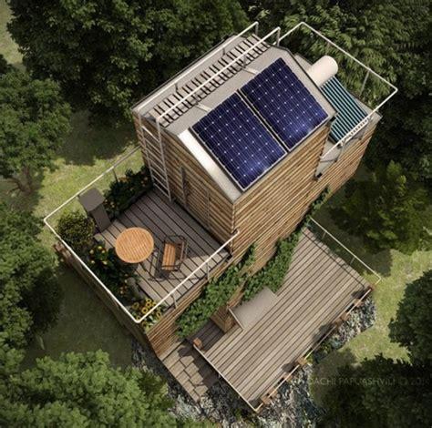 off grid house design spiritual cross shaped off grid tiny cabin design