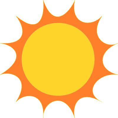 clipart sun sun clipart silhouette clipartsgram
