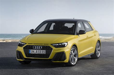 New Audi A1 2018 by 2018 Audi A1 Makes Appearance At Motor