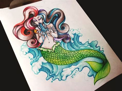 mermaids tattoos designs mermaid images designs