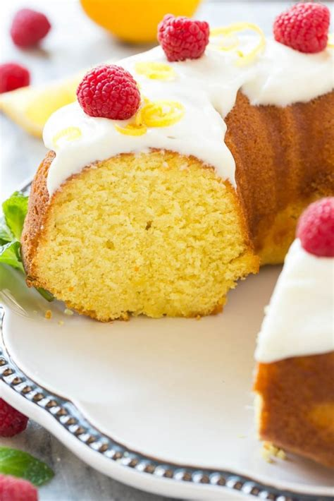 Ina Garten Cream Cheese Frosting by Classic Lemon Bundt Cake Dinner At The Zoo