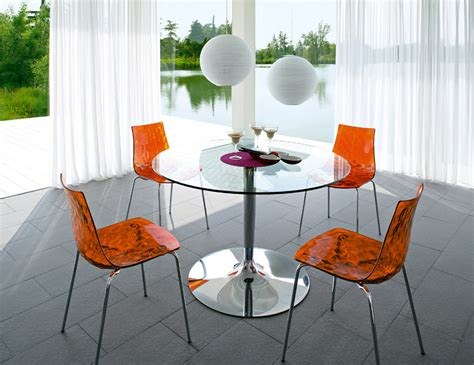 kitchen table european dining room sets calligaris ice chairs and planet dining table by calligaris
