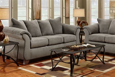 microfiber queen sleeper sofa upton microfiber queen sleeper sofa at gardner white