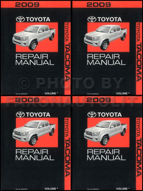 auto repair manual free download 2006 toyota 4runner parking system tacoma repair manual