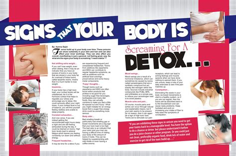 Horrible Smell When Detoxing From by Detoxification The Best Way To Cleanse Your Naturally