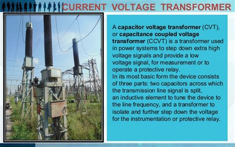 capacitor voltage transformer meaning capacitor voltage transformer in substation 28 images capacitor bank high voltage substation