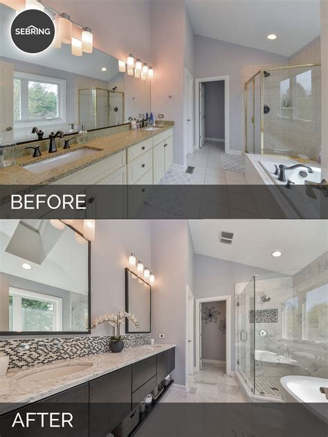 vintage style rooms small bathroom makeovers before and 19 bathroom remodeling ideas before and after powder room