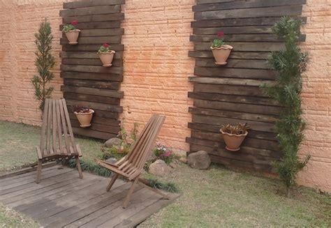 Garten Deko Wand by 88 Coole Gartendeko Inspirationen Freshouse