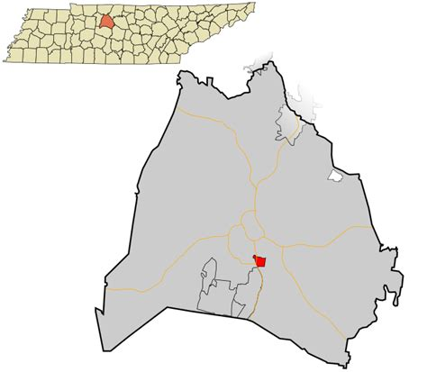 Davidson County Search File Davidson County Tennessee Incorporated And Unincorporated Areas Berry Hill