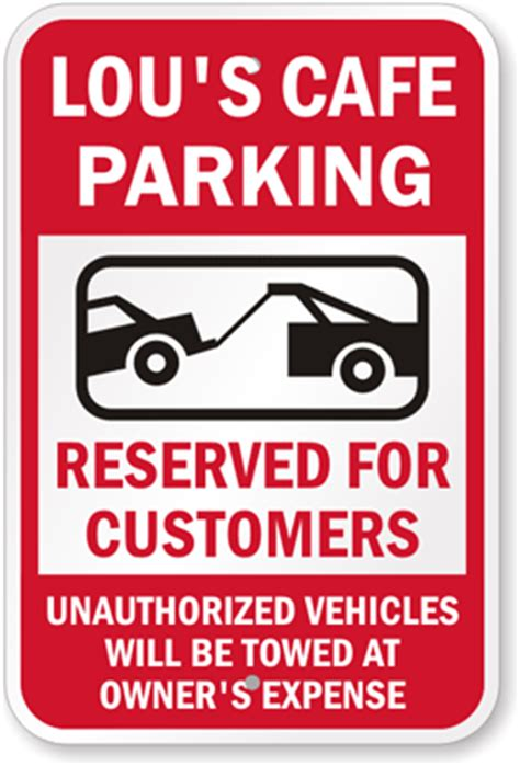 reserved parking signs template custom reserved parking signs free shipping fast delivery