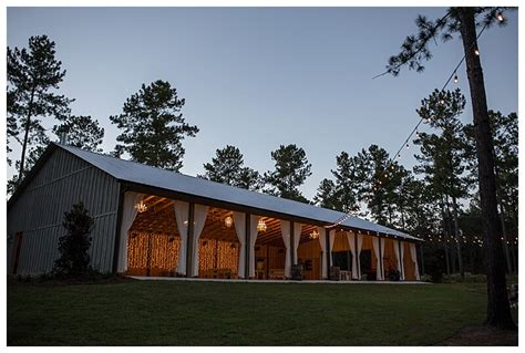 Barn Weddings Tallahassee Amp Thomasville Venue Loblolly Rise Barn