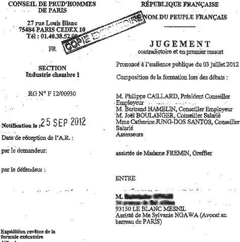 Protocole D Accord Transactionnel Modèle