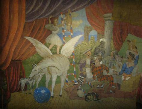 picasso curtain curtain for the ballet quot parade quot rideau pour le ballet