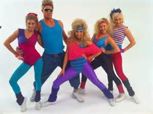 Aerobics career day and 80s party on pinterest
