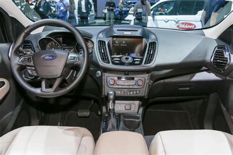 ford escape interior 2017 ford escape look review motor trend