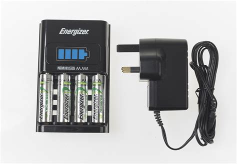 battery charger unit battery charger unit with 4 aa ni mh batteries numed