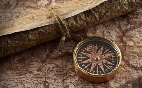 retro compass map wallpaper bechevka wallpaper 2560x1600