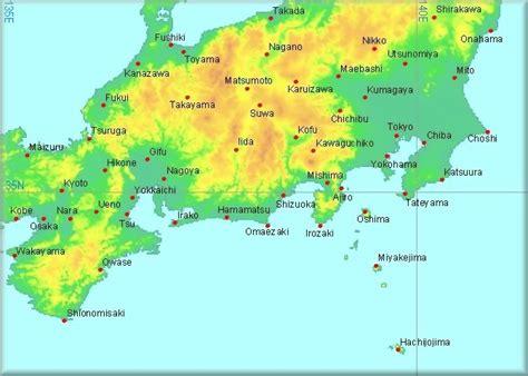 printable map hokkaido climatological information for hokkaido and northern honshu
