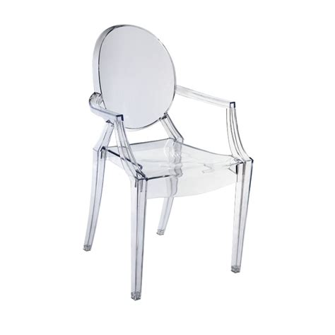 Philippe Starck Ghost Chair by Replica Philippe Starck Louis Ghost Chair