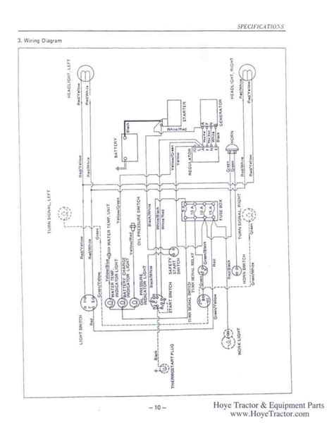yanmar hitachi alternator wiring diagram yanmar get any