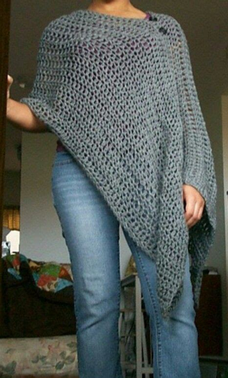 crochet pattern nursing cover up poncho or nursing cover crochet pinterest nursing