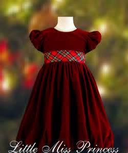 Baby girl holiday christmas dresses