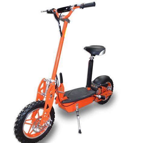 1000 watt electric motor ultimate electric scooter atv motorbike with a large