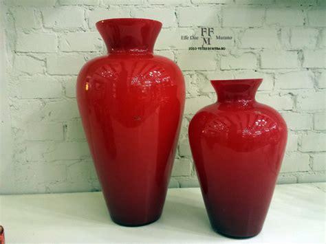 vasi di murano murano glass vases vendita e produzione di vasi di murano