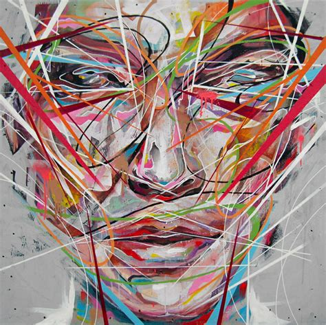 Home Design Decor explosive mixed media paintings by danny o conner