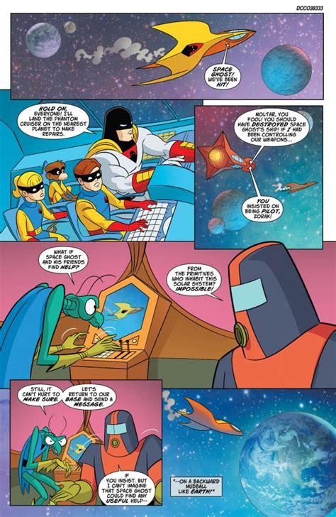 Dc Comics Scooby Doo Team Up 23 April 2017 exclusive preview scooby doo team up 20 13th dimension comics creators culture