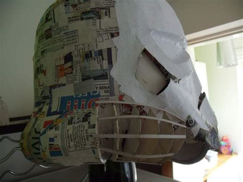 How To Make A Paper Stormtrooper Helmet - tutorial how to build a stormtrooper helmet for less than