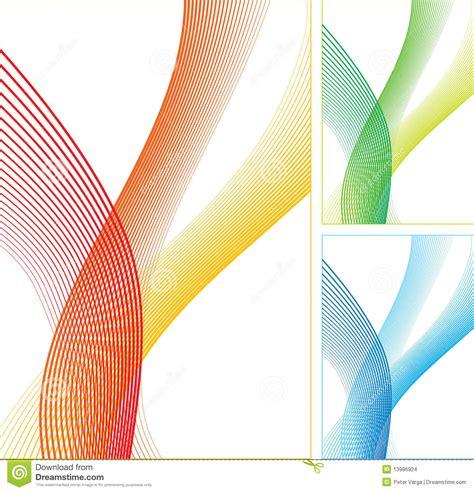 imagenes abstractas lineas l 237 neas de color abstractas imagenes de archivo imagen
