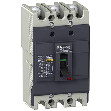 Mccb Easypact Schneider Ezc250f 3p 160a kvc industrial supplies sdn bhd easypact ezc250f tmd