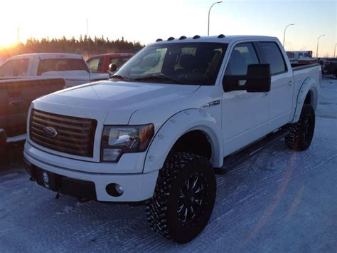 2011 F150 Light by Pro Comp Lift Fuel Wheels Trailer Tow Mirrors Recon Cab