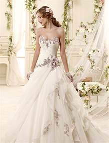 wedding dresses for flower 20 swoonworthy wedding dresses inspired by flowers