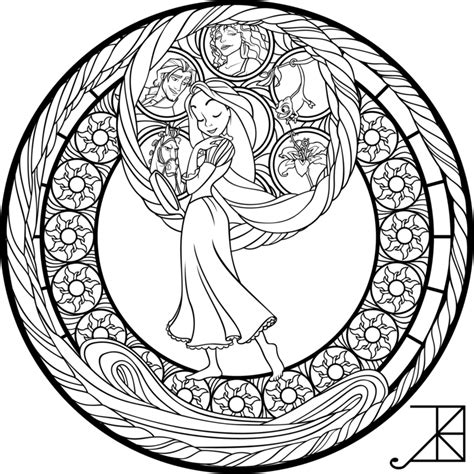 kingdom hearts coloring pages stained glass kingdom hearts stained glass coloring coloring pages