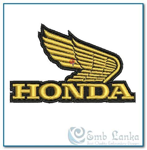 Vintage Honda Logo Wings Embroidered Motorcycle Honda Patch Jacket honda motorcycles logos images