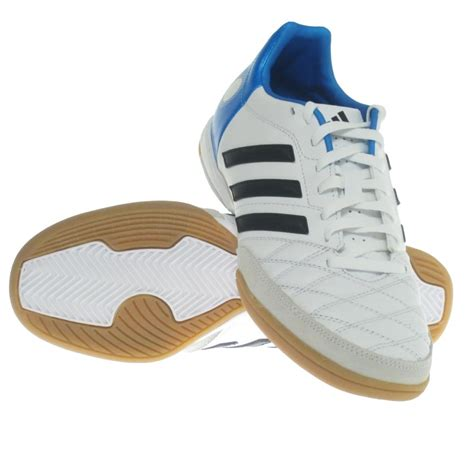 adidas indoor football shoes adidas 11nova mens indoor soccer shoes white blue
