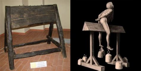 wooden horse torture spanish donkey torture cipherfacts