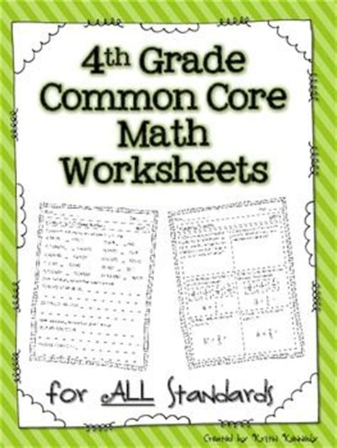 common math workbook grade 4 choice daily math practice grade 4 36 best images about math common checklist on